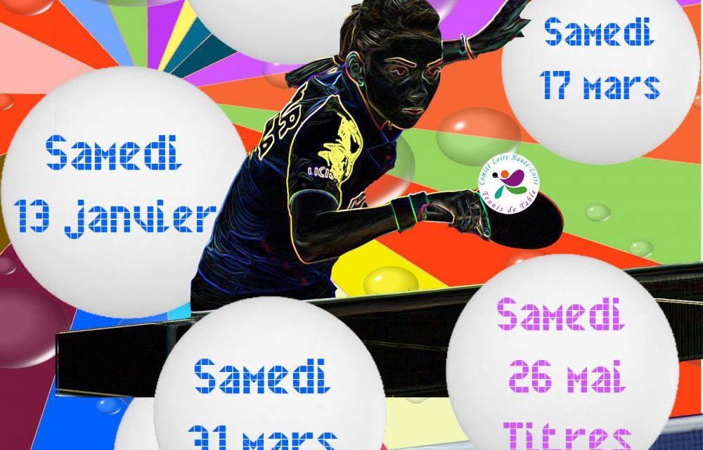 Championnat Jeunes 2019-2020