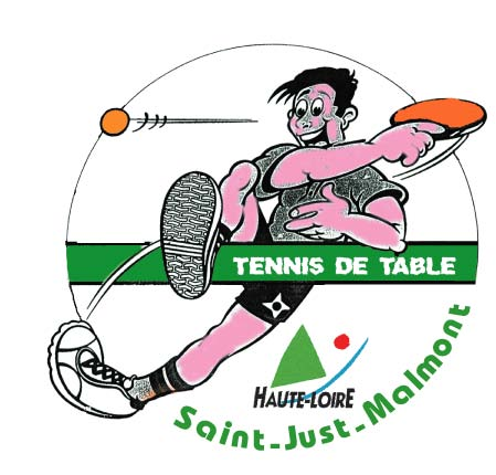 Saint-Just Malmont tennis de table