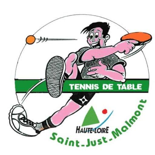 Saint-Just Malmont tennis de table